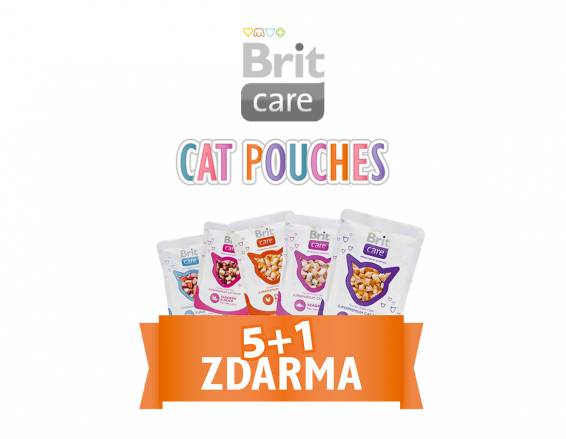 Cat-pouches