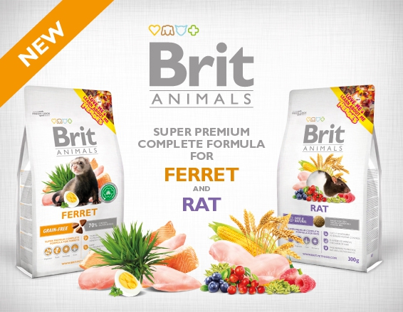 Brit Animals novinka