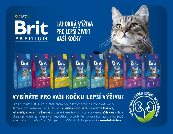 Brit Premium Cat new