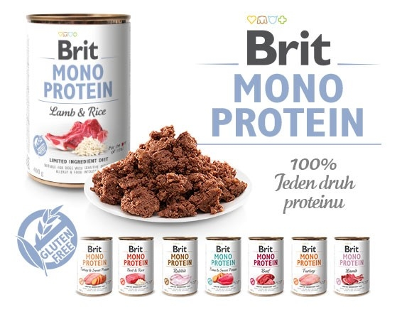 Cans - MONO protein